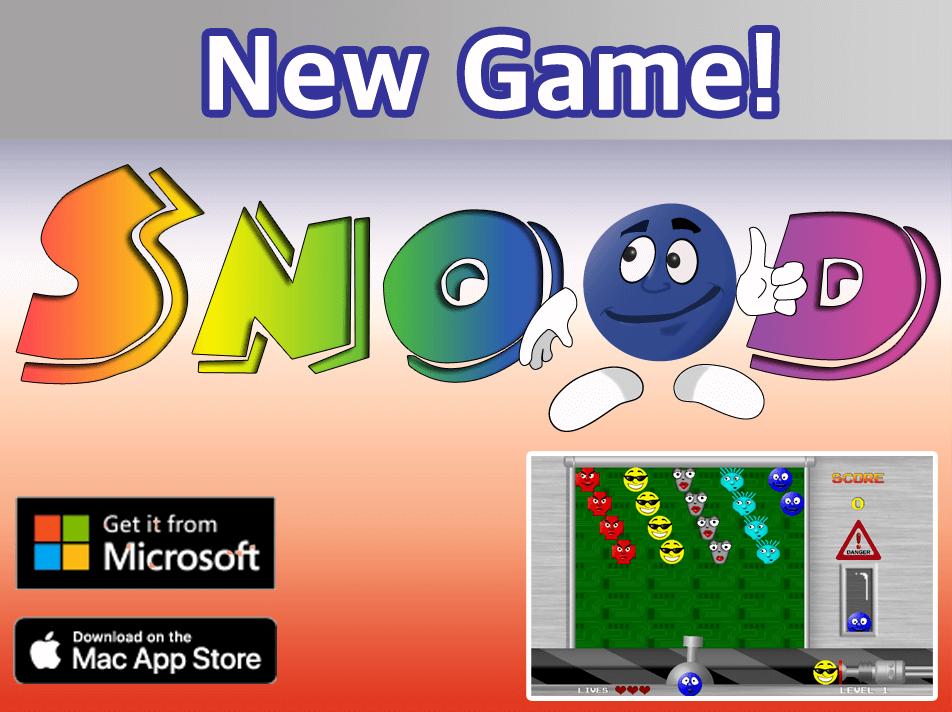 New Game - Snood Advance